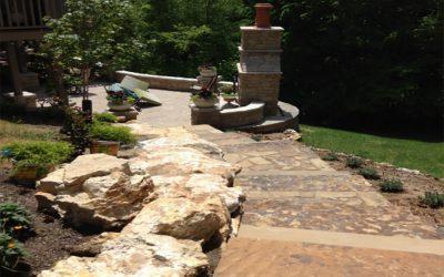 Stonework for Summertime