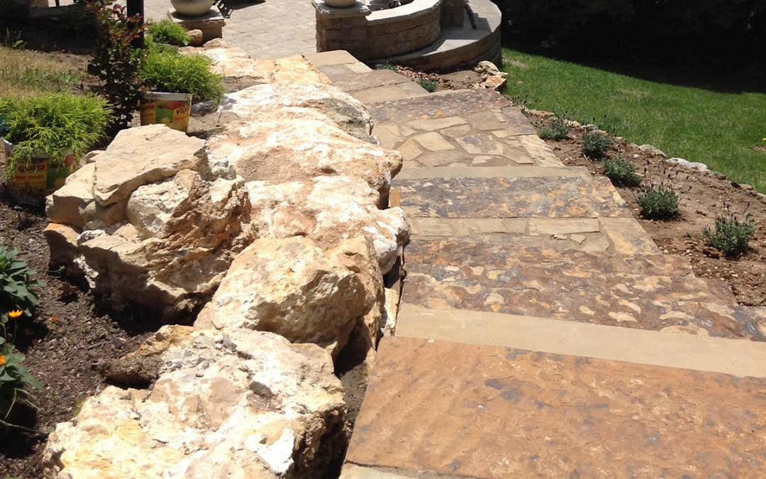 How to Clean and Protect Your Stonework This Fall and Winter