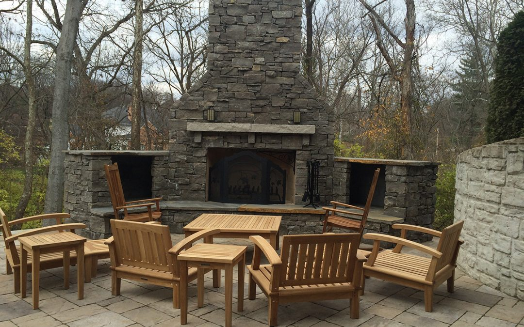 Patio trends for 2020