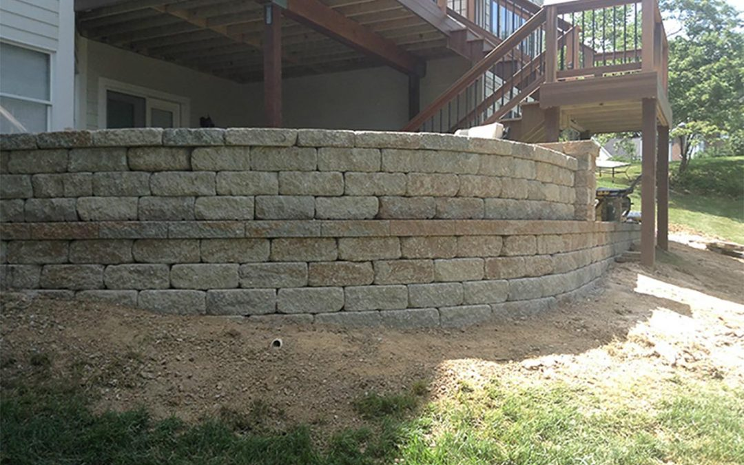 Retaining Walls Are Not Just for Beauty