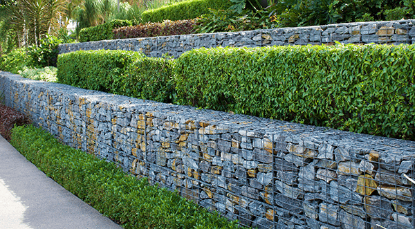 Make Your Retaining Wall an Eye-Catcher